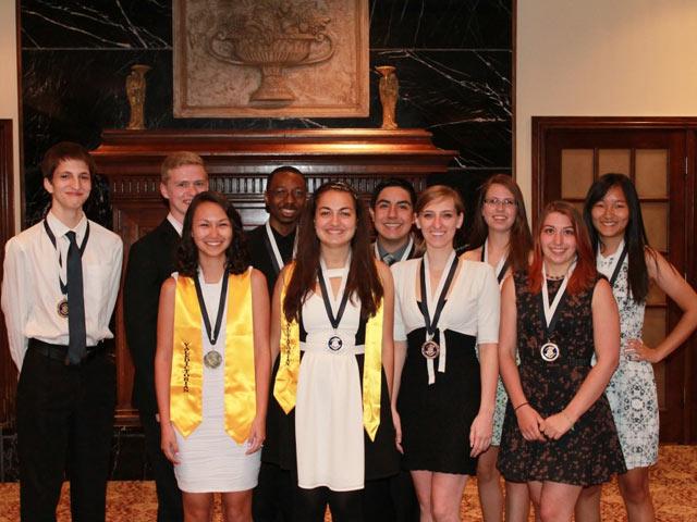 Matthews Southwest Awards Scholarships to Little Elm High School Seniors