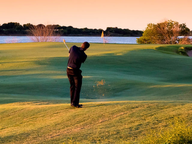 Texas' Old American Golf Club earns a top rating from Golfweek