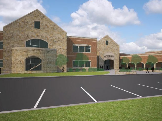 Plans Approved, Ground Breaking in August 2013 for LEISD's new K-8 STEM Academy