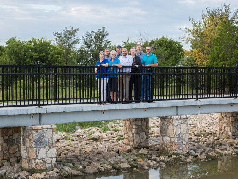 The Tribute Opens Phase 3 of the Shoreline Nature Trail