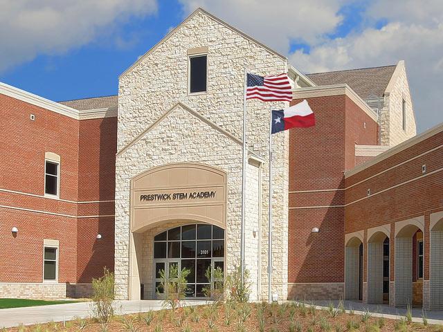 Statewide Group Praises Little Elm's STEM school