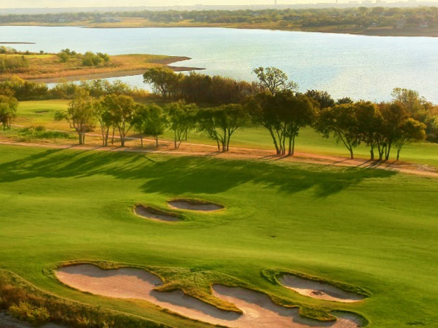 Old American Golf Club Selected to host 2013 Texas Women's Open
