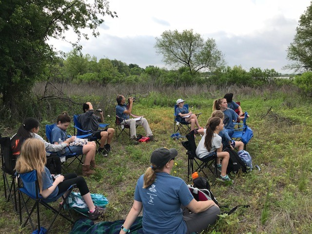 Tribute Teams Take Third and Fifth Place in Great Texas Birding Classic