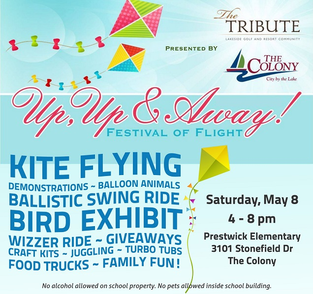 Up, Up & Away! Festival of Flight Returns for Sixth Year